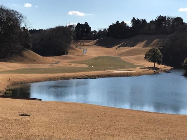 成田ゴルフコース