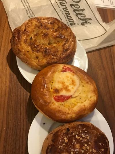 イスタンブールパン
