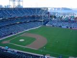 試合前一塁側3階SBCパーク