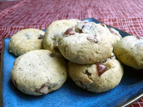 小豆とよもぎのソフトクッキー
