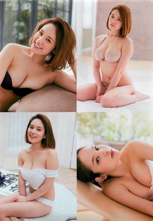 筧美和子 ヤングマガジン 過激 画像 3295