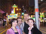 香港夜景街_wei進藤ミヤジー