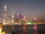 香港夜景去る1