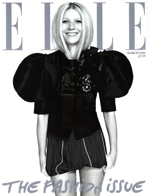 Gwyneth Paltrow - Elle Magazine March 2009 04
