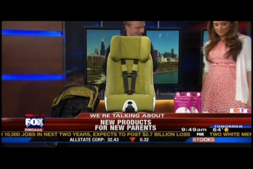 Best New Baby Products reviewed on Good Day Chicago (2)