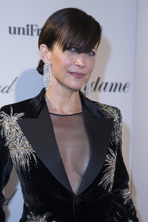 Sophie Marceau - Cannes Film Festival - Marriot Hotel  (12)