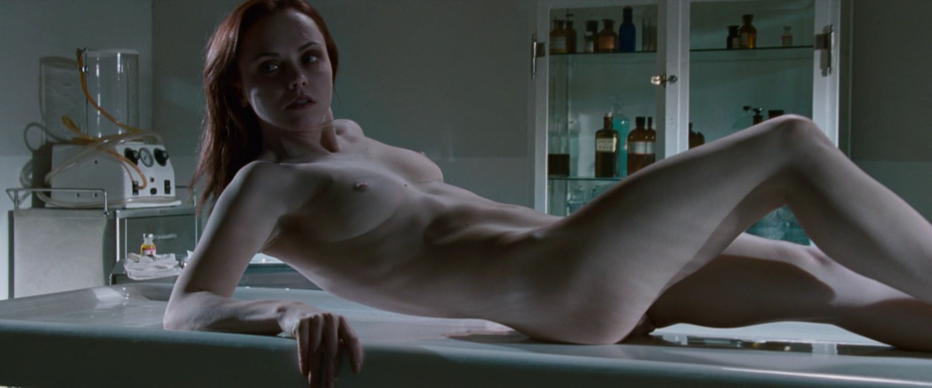 Christina ricci naked vid caps