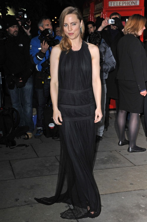 Melissa George at English National Ballet Christmas Party