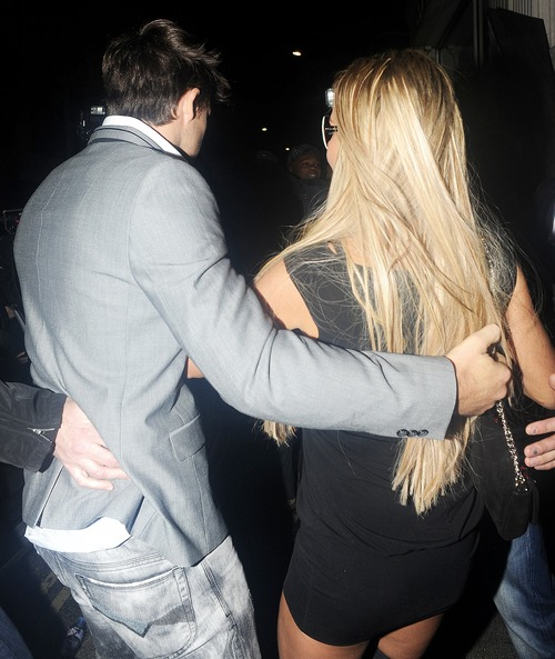 Katie Price - Balans Restaurant and Mahiki Night Club a04