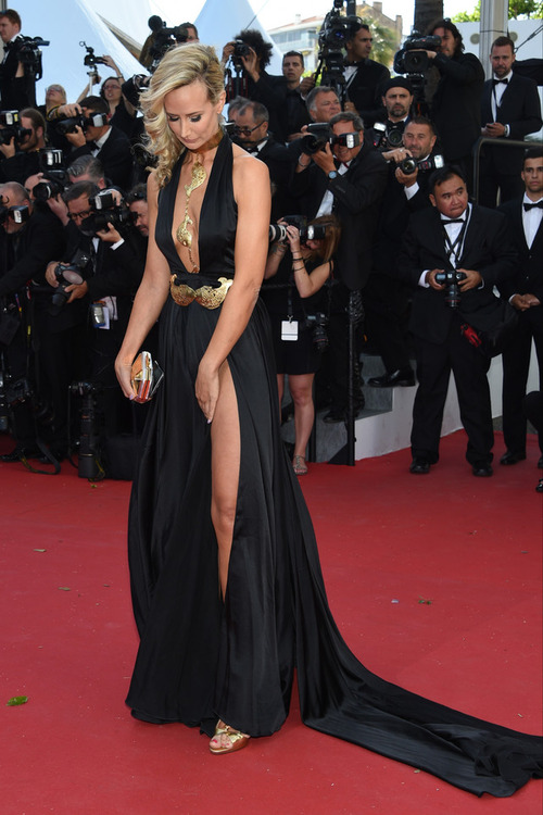 Lady Victoria Hervey - Cannes 2015 (2)