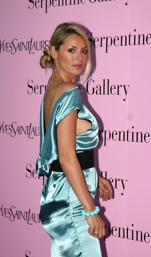 Tess Daly - Sideboob @ Serpentine Gallerys (6)