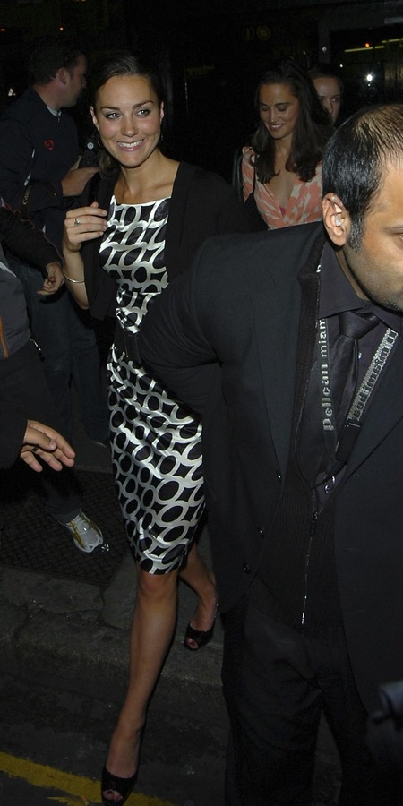 Princess Kate Middleton @ Boujis Nightclub Upskirt (13)