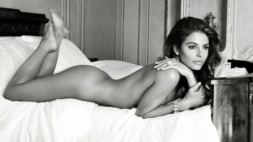 Maria Menounos - Allure May 2012 issue