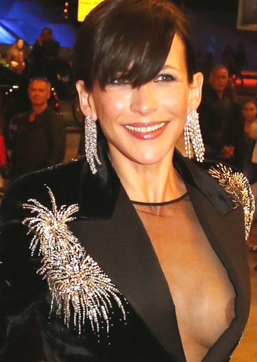 Sophie Marceau - Cannes Film Festival - Marriot Hotel  (2z)
