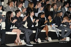 Megan Fox @ Emporio Armani ss 2011 fashion show s03