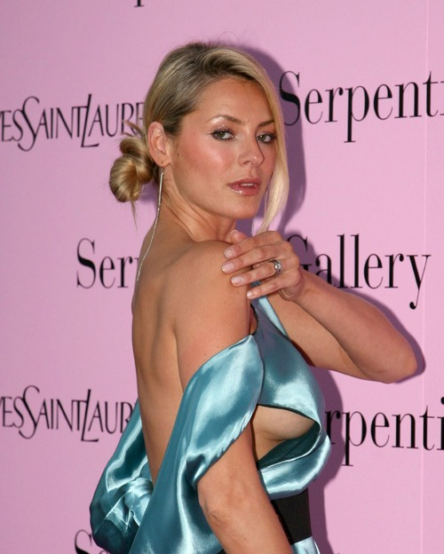 Tess Daly - Sideboob @ Serpentine Gallerys (8)