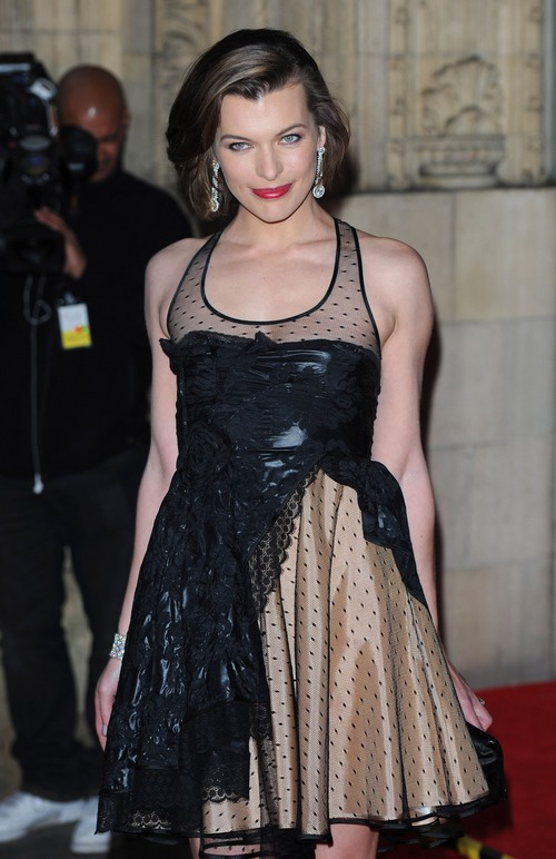 Milla Jovovich - Royal Albert Hall in London 05