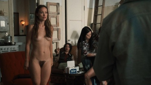 Olivia Wilde nude from Vinyl (2016)
