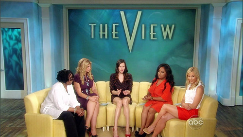 Liv Tyler Upskirt the View