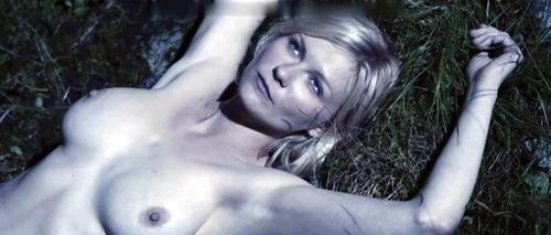 Kirsten Dunst topless from Melancholia