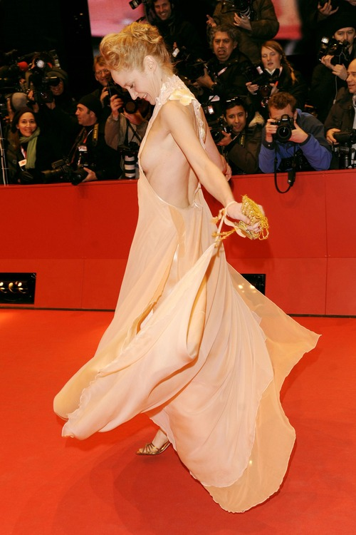Jeanette Hain - Berlinale 2009 Awards (4)