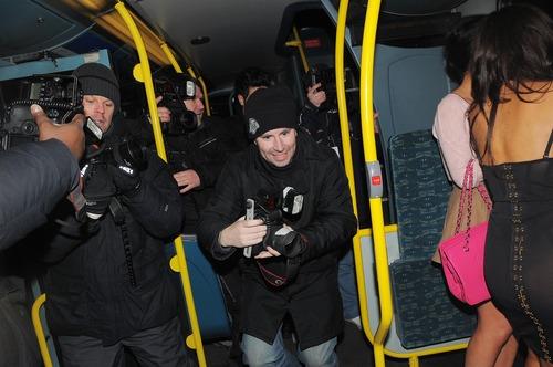 Helen Flanagan - Upskirt Shots Bus 05