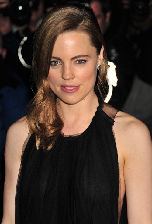 Melissa George at English National Ballet Christmas Party (2)