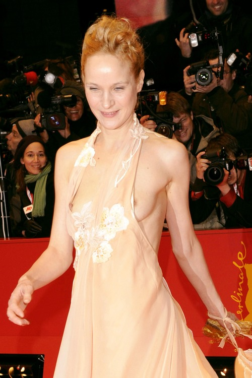 Jeanette Hain - Berlinale 2009 Awards (2)
