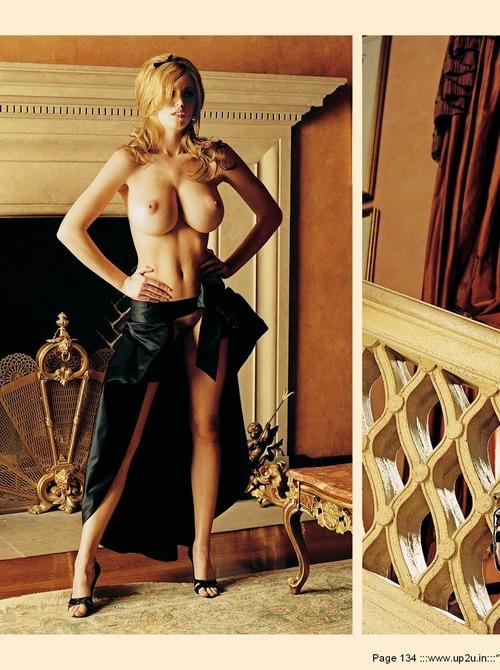 Diora Baird - Playboy August 2005 (9)