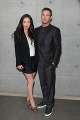 Megan Fox @ Emporio Armani ss 2011 fashion show 01
