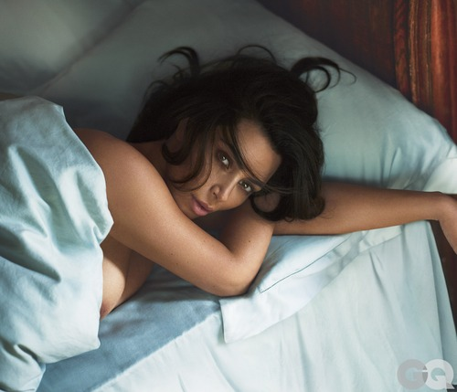 Kim Kardashian Naked for GQ (6)