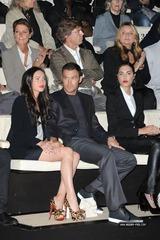 Megan Fox @ Emporio Armani ss 2011 fashion show s01