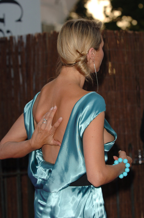 Tess Daly - Sideboob @ Serpentine Gallerys (10)