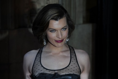 Milla Jovovich - Royal Albert Hall in London 02