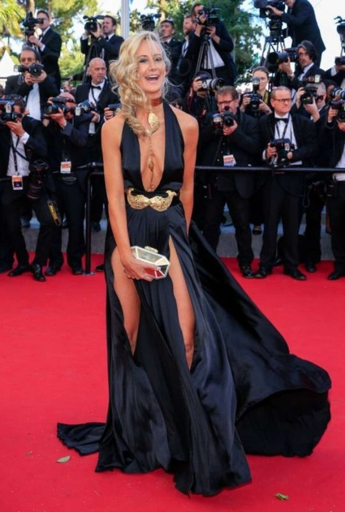Lady Victoria Hervey - Cannes 2015 (4)