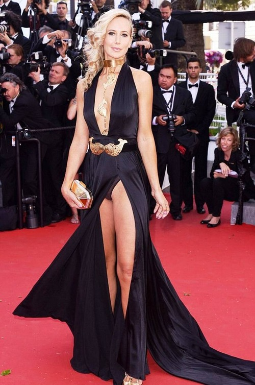 Lady Victoria Hervey - Cannes 2015 (3)