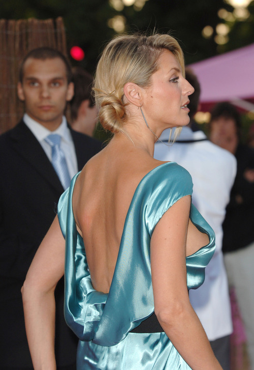 Tess Daly - Sideboob @ Serpentine Gallerys (11)