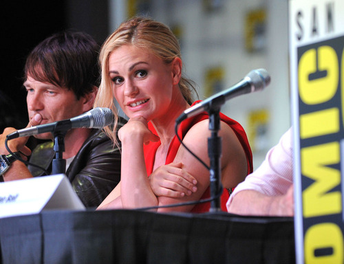 Anna Paquin - At The Comic Con In San Diego (1)