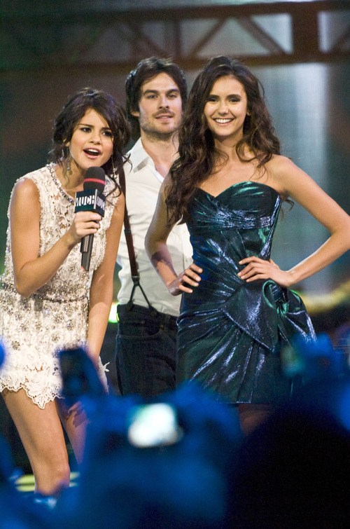 Selena Gomez @ Much Music Video Awards (1)