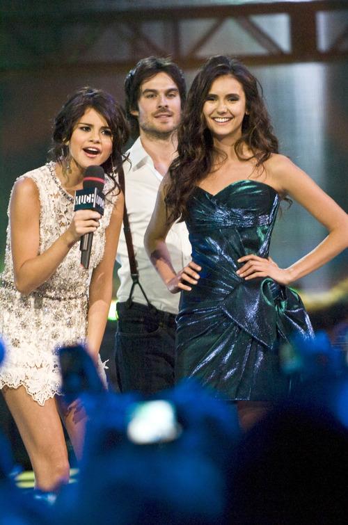 Selena Gomez @ Much Music Video Awards (1)