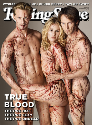 Anna Paquin - nude in Rolling Stone September 02 2010 issue