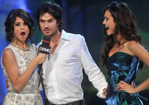 Selena Gomez @ Much Music Video Awards