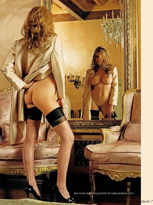 Diora Baird - Playboy August 2005 (13)