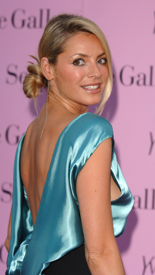 Tess Daly - Sideboob @ Serpentine Gallerys (9)