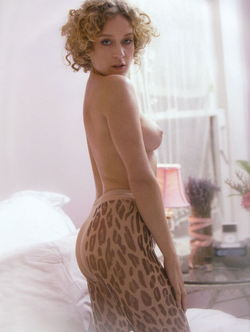 Chloe Sevigny - Topless Nude in Blast Magazine02