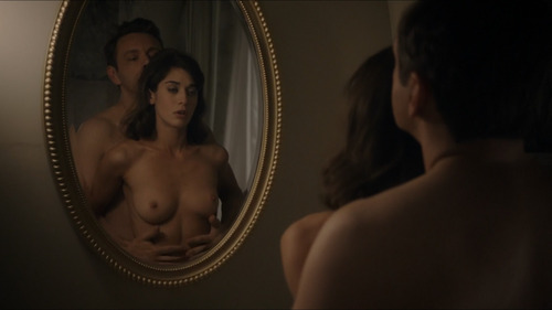 Lizzy Caplan in Masters of Sex S2 E12 (2)