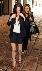 Megan Fox @ Emporio Armani ss 2011 fashion show 03