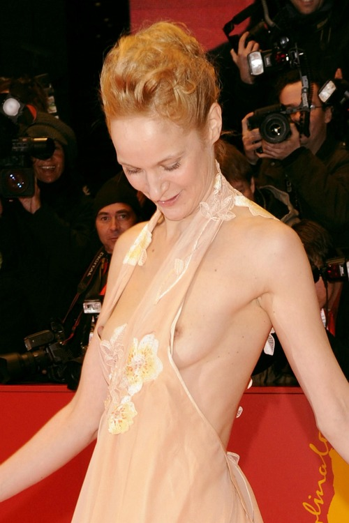 Jeanette Hain - Berlinale 2009 Awards (5)