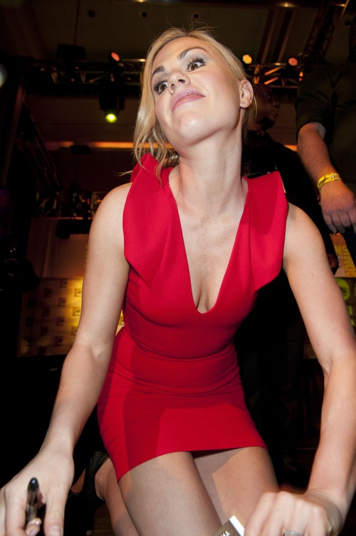Anna Paquin - At The Comic Con In San Diego (5)