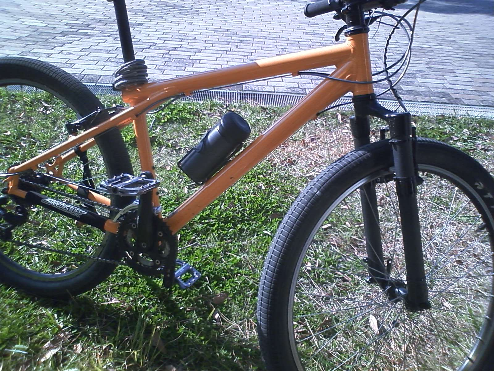 自転車の 自転車 ボトル 保温 : 缶コーヒーを買わず、スタバも ...